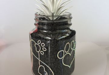 Decorative Drinking Jar