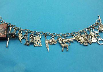 Year Three Prisoner charm bracelet