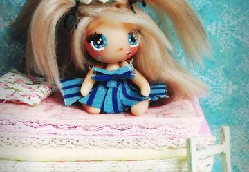 Art doll jointed