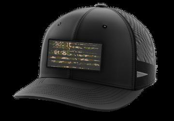 Camo Flag Patch Flexifit Cap | Tactical Pro Supply