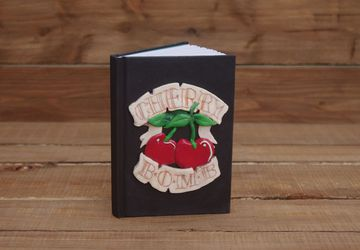 Cherry Bomb Notebook