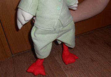 Senia the goose