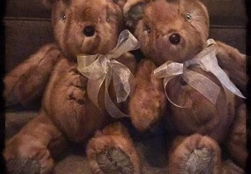 Memory Keepsake Bears