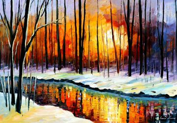 "A painting ""Winter"""