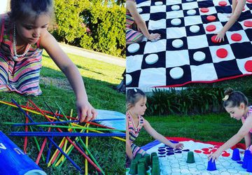 Camping Games - Family Outdoor Games Pack