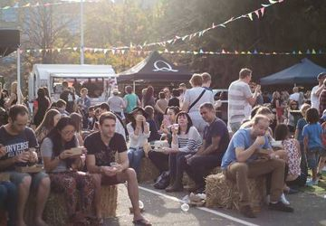 Food Festival in Canberra