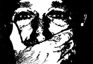 Robin Williams Portrait [original created by VIRGA]