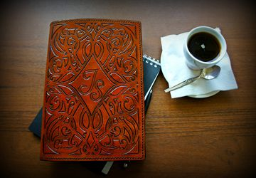 A diary / business planner / case for a diary