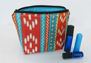 Boho Essential Oil Bag