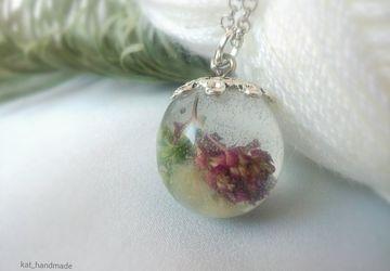 """Pendant """"Spring Bouquet"""""""