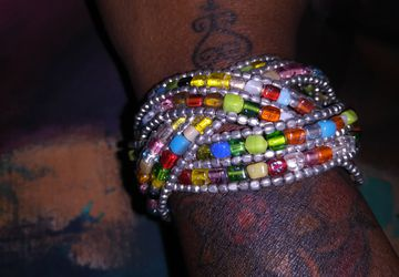Multifaceted Chakra Cuff