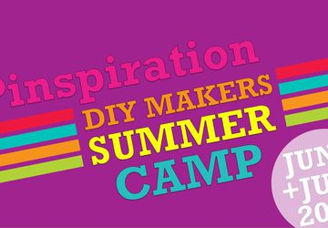 DIY Maker's Summer Camp