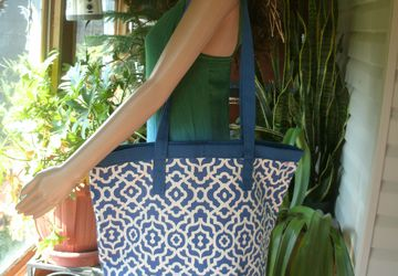 Extra Large Shopping Tote