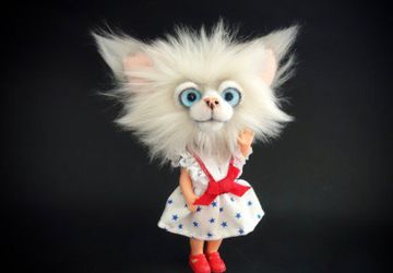 Lily the Kitten Doll