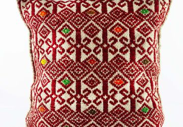 Embroidered Pillows | Mexican Pillow Cases