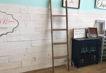 Farmhouse Ladder Workshop