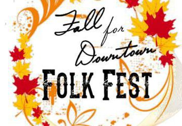 Fall for Downtown Folkfest