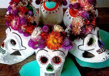 Dia De Los Muertos Sugar Skull Workshop Thorn Brewing BL