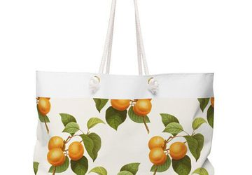 Weekender Bag Apricot Delight
