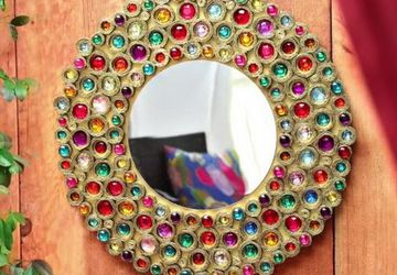 20 DIY mirrors ideas