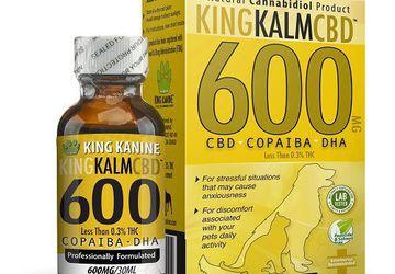 King Kalm CBD with Copaiba Essential Oil | King Kanine