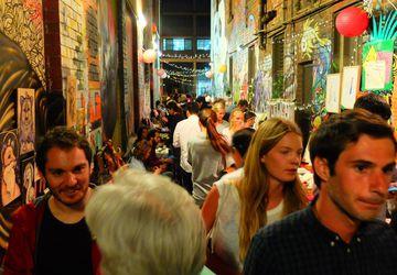 Blender Lane Artist Market