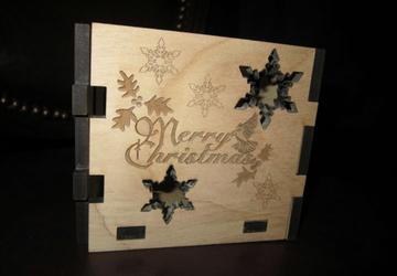 tea candle boxes