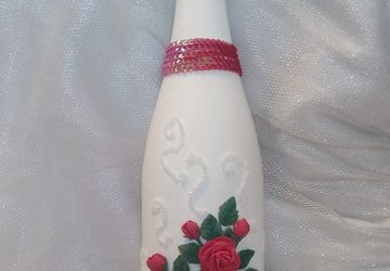 Wedding Gift Bottle