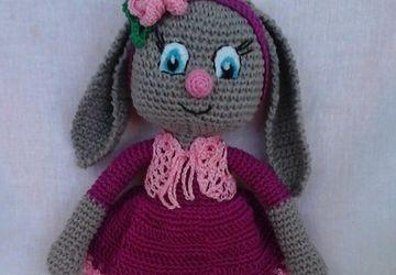 A bunny girl