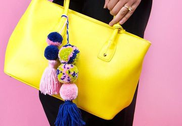 Pom Pom and Tassel Accessories Workshop at Blick (6th Avenue)