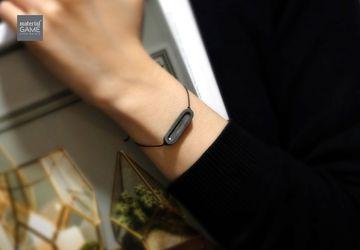 Swarovski gemstones - Concrete bracelet | Pink/Crystal gemstone | Grey | Sliding knot/Metallic clasp | Minimalist | Unique gifts (Women)