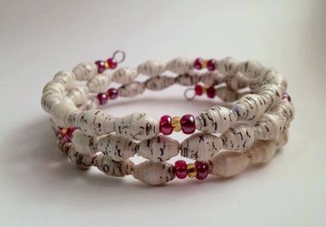 Harry Potter Wire Wrap Bracelet