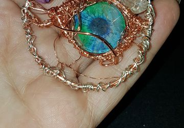 Third eye pendant