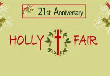 Shalimar UMC Holly Fair