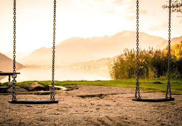 10 DIY Swings for kids