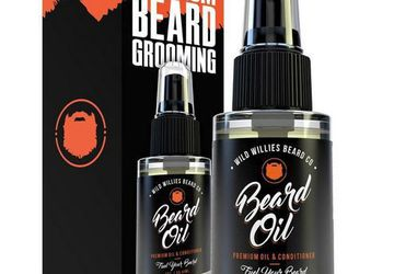Beard Oil from Wild Willies