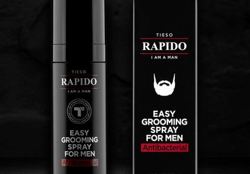 Rapido Antibacterial Skin Spray for Men