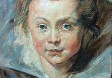 A child's portrait