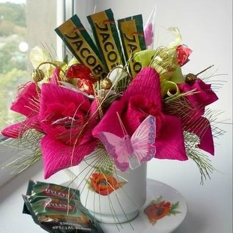 flowers holiday gift handmade souvenirs