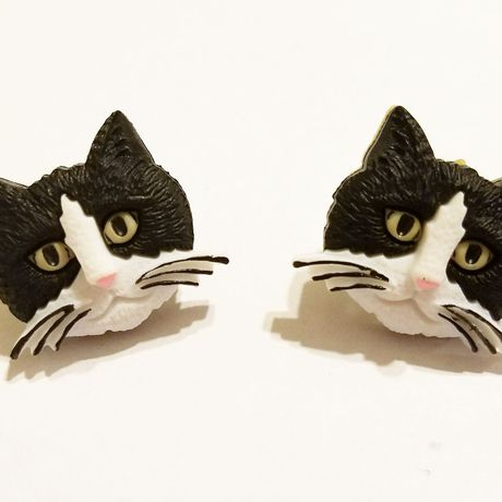 earrings unique jewelry kriszcreations giftsforher gifts cats