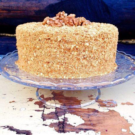 cake yummy handmade honey