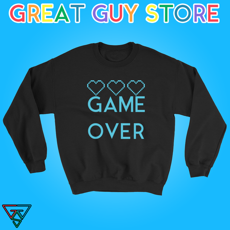dad day games gamer gaming champions cute funny men sweatshirt gift top game