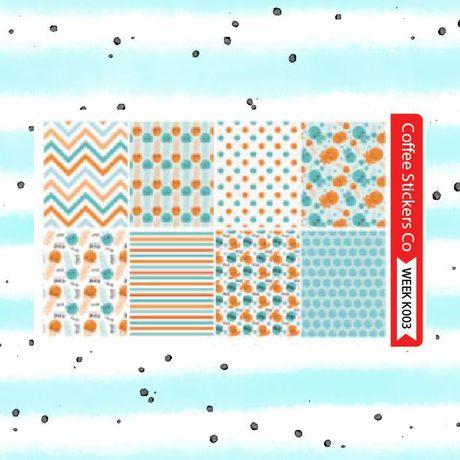 erin condren planner sticker weekly kit