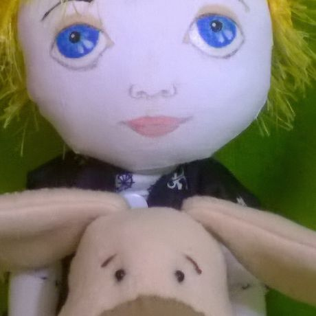 peterpan toy doll interior
