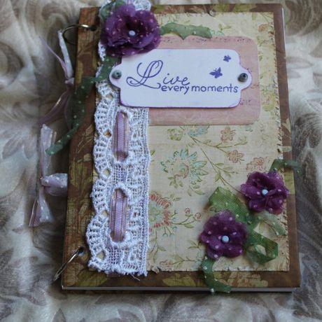 girl paper friend notebook
