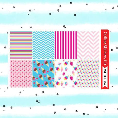erin condren planner sticker weekly kit