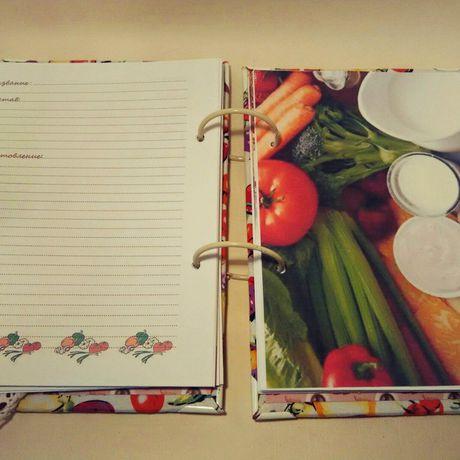 recipebook cooking delicious handmade