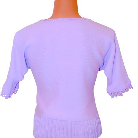 summer top pink lilac clothes