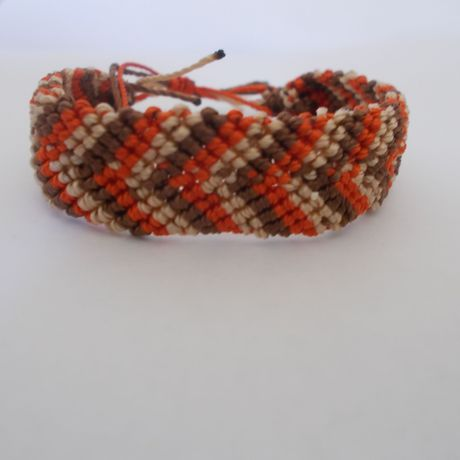bracelets chevron handmade