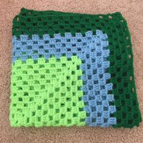 blankets colours crochet gifts prams cots